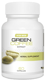 Vita-Web Pure Green Coffe Bean Extract