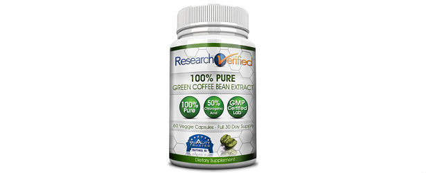 ResearchVerified Green Coffee Bean Extract Review615
