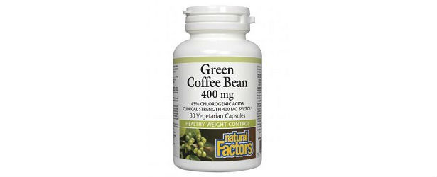 Natural Factors Green Coffee Bean Review615