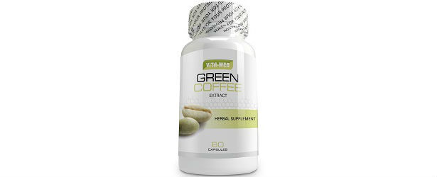 Vita-Web Green Coffee Extract Review615