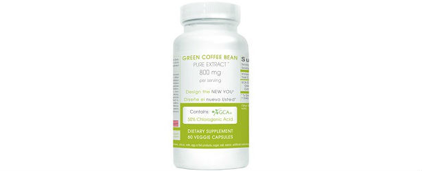 Creative Bioscience Green Coffee Bean Pure Extract Review