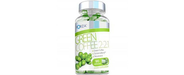 FORZA Green Coffee 2:2:1 Review